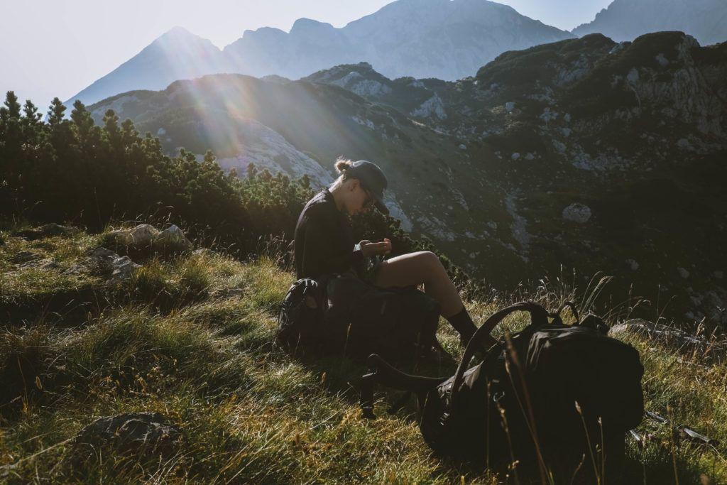 hiking durmitor