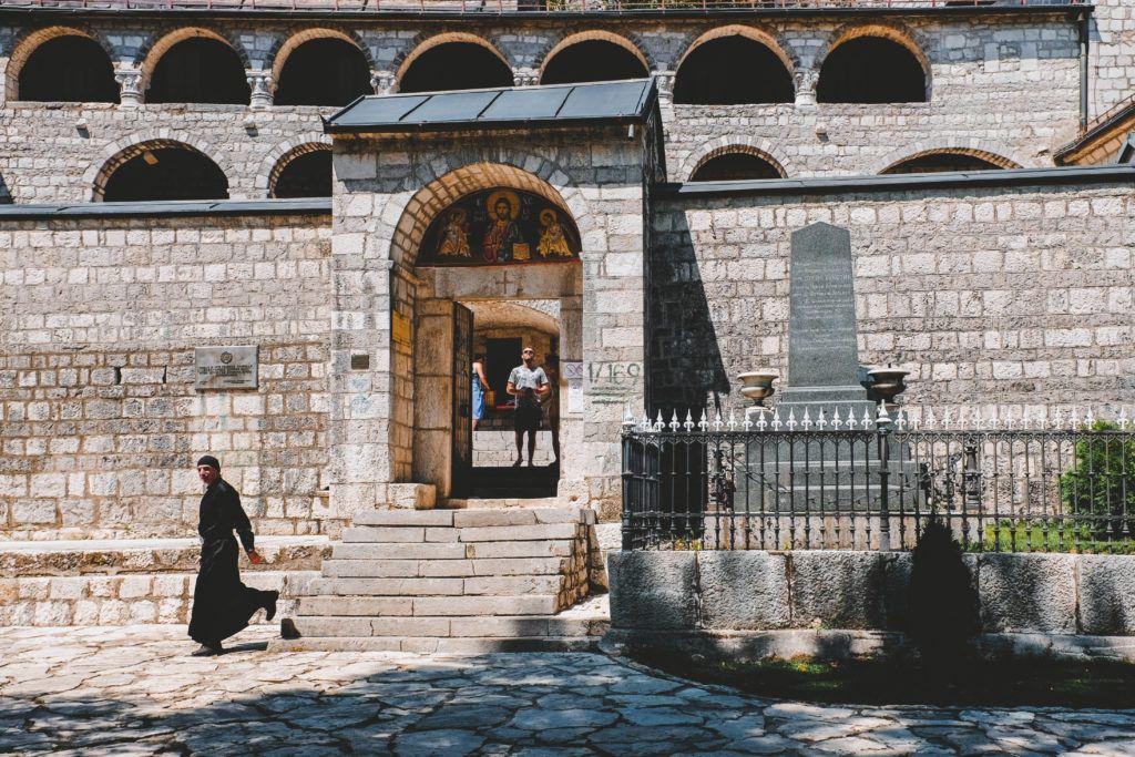 montenegro religion monastery