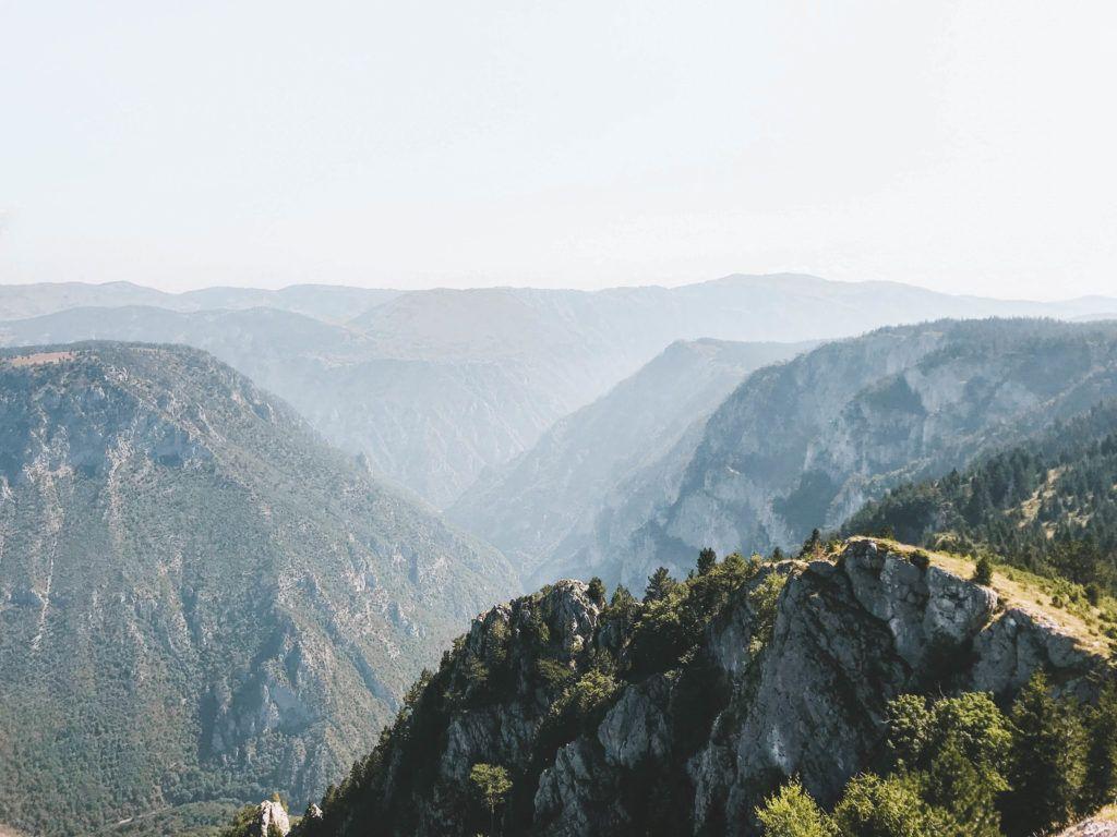 durmitor national park of montenegro