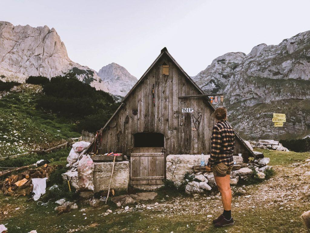 mountain cabin montenegro