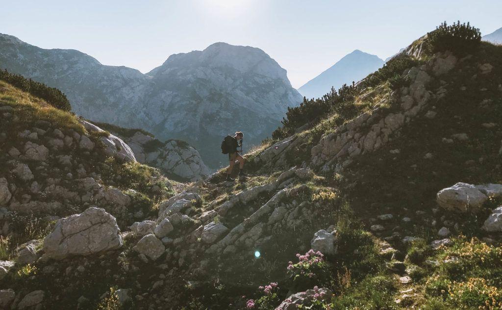 backpacking montenegro hiking durmitor